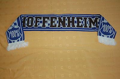 Hoffenheim 100% Fan Schal Scarf Fussball Fußball Soccer Fanschal