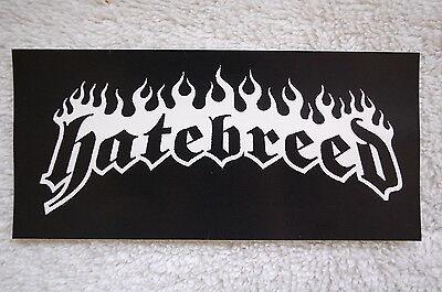 Hatebreed Sticker (S381)