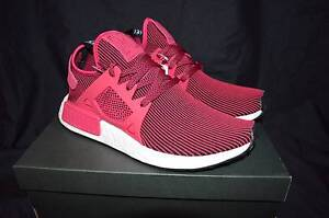 US 7.5 Womens Adidas NMD XR1 Pink Primeknit Leeming Melville Area Preview
