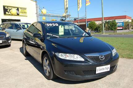 2004 MAZDA 6 CLASSIC AUTO HATCH 2.3LTR 4 CYL 219,762 K'S Clontarf Redcliffe Area Preview