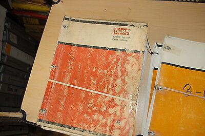 Case 480ck Wheel Tractor Backhoe Loader Parts Manual Book Construction King Farm