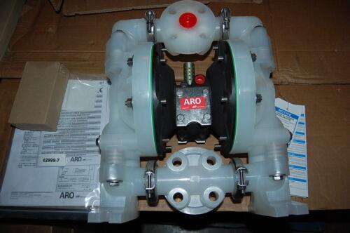"New Ingersoll Rand ARO 6661A3-344-C Non Metallic 1"" Diaphragm Pump Teflon"
