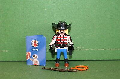 Playmobil 5458 Figures Boys Serie 6 Bandit Cowboy Western