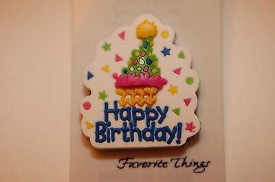 WOODSTOCK HAPPY BIRTHDAY # 107 PEANUTS SNOOPY CHARLIE - Charlie Brown Happy Birthday