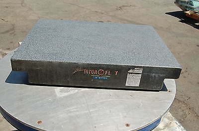 """Micro Flat Precision Grade A Block INSPECTION SURFACE Plate 24""""x18""""x4"""" Step"""