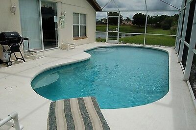 3005 Orlando Homes For Rent 4 Bedroom Pool Home Close To Disney Kissimmee 2015