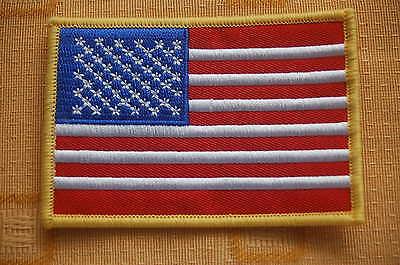 Amerika USA  Aufnäher Aufbügler Patch Flagge