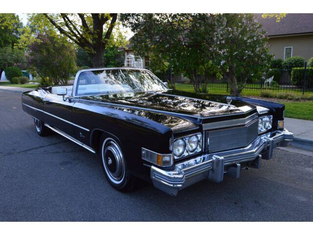 Beautiful 62k Actual Mile Very Rare 1974 Cadillac
