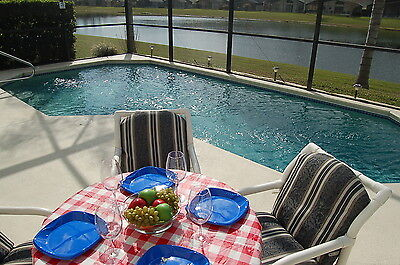 930 Orlando Homes For Rent 4 Bed Villa In Lake Berkley Resort With Lake View