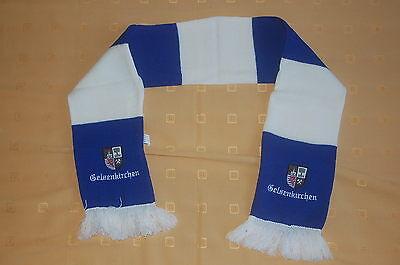 Gelsenkirchen Balken mit Wappen Fan Schal Scarf Fussball Fußball Soccer Fanschal