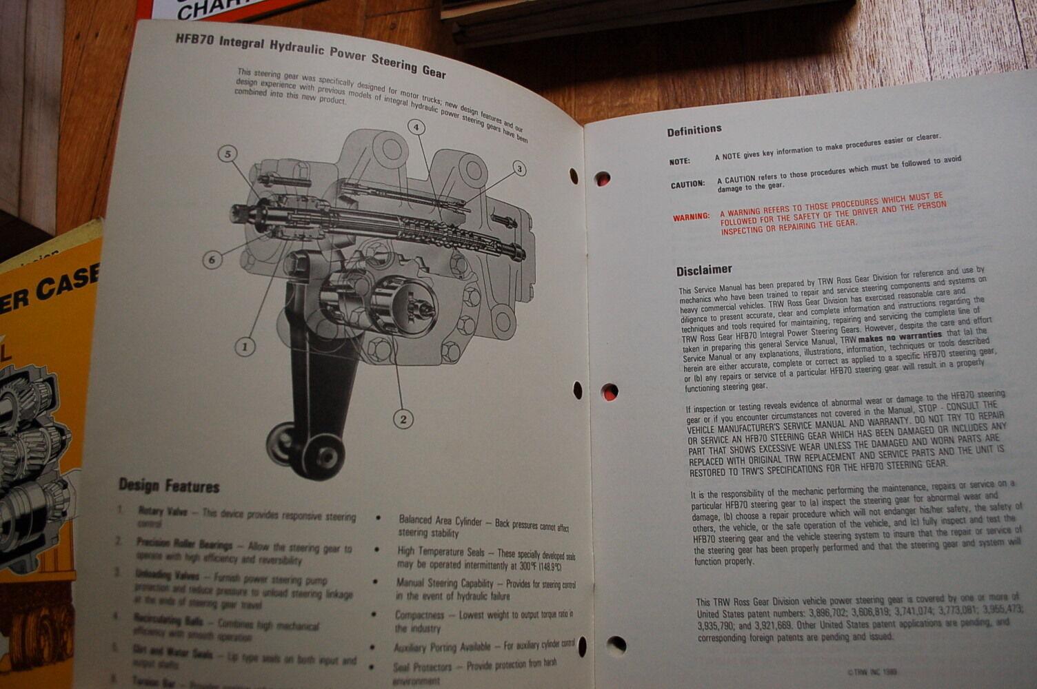 Mack Service Manual Ford Wiring Diagrams 3 2008 Focus Diagram Emprendedor 1970 Truck Array Manuals Www Topsimages Com Rh