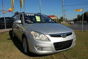 2009 HYUNDAI i30 CW SPORTS WAGON 2.0 LTR AUTOMATIC 186,663 K'S Clontarf Redcliffe Area Preview