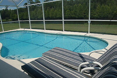 4341 Orlando Villas For Rent 3 Bedroom Home With Pool And Lake View 2 Week Deal