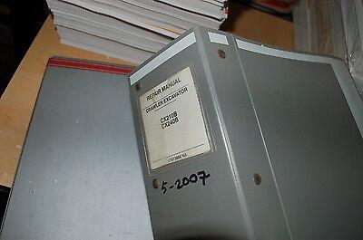 Case Cx210b Cx240b Front End Wheel Loader Shop Service Manual Book Overhaul 2007