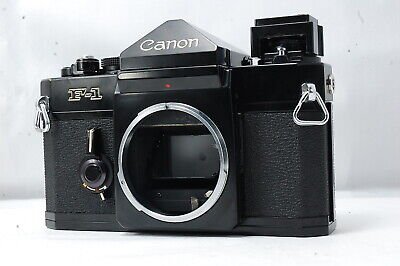 Canon F-1 35mm SLR Film Camera Body Only SN224171 **Excellent++**