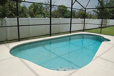 4442 3 Bed Florida Pool Home For Rent Near Disney Orlando Kissimmee 2015