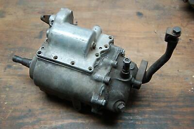 Harley Knucklehead Frame Transmission Case Engine Tank Shift 1939 12N34 OEM