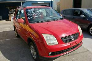 2004 HOLDEN CRUZE AUTO AWD WAGON 179,647 K'S - AS TRADED Clontarf Redcliffe Area Preview