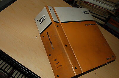 Case 621 Articulating Front End Wheel Loader Repair Shop Service Manual 1988