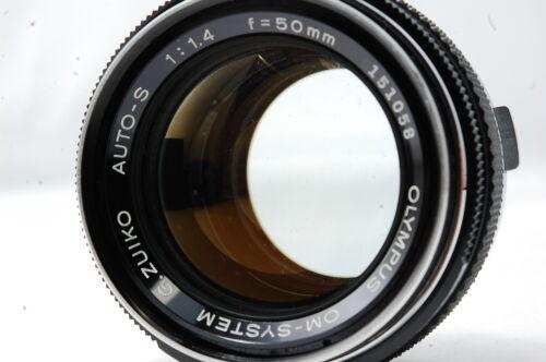 **Not ship to USA** Olympus OM-SYSTEM G.ZUIKO AUTO-S 50mm F1.4 Lens  SN151058