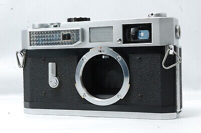Canon Model 7 Rangefinder Film Camera Body Only SN822349