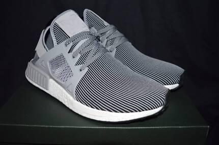 US 8.5 Adidas NMD XR1 Grey Primeknit