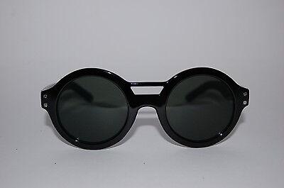 80er Jahre Retro Mode Sonnenbrille Vintage Retro Rund, 4-farbig, Gute Qualität