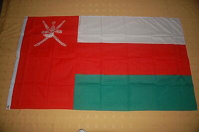 Oman Fahne Flagge Hißflagge Hissfahne 150 x 90 cm