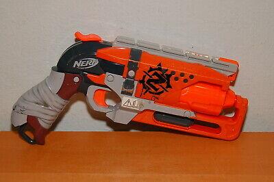 NERF Zombie Strike HammerShot Hammer Shot Foam Dart Gun Blaster