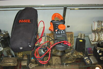 Klein Tools Cl 200 Clamp Meter With Case