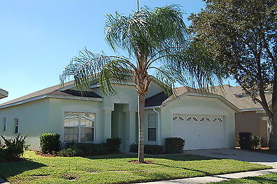 8163 Florida Vacation Homes For Rent 4 Bedroom Home With Pool And Hot Tub 1 Week
