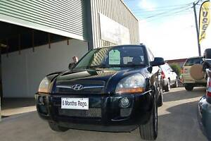 2010 HYUNDAI TUSCON CITY ELITE 2.0 LTR 4CYL AUTO WAGON 182,029 K'S Clontarf Redcliffe Area Preview