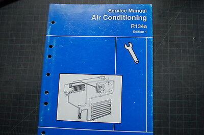 Volvo Truck R134a Ac Air Conditioning Repair Service Manual Book Loader Crawler