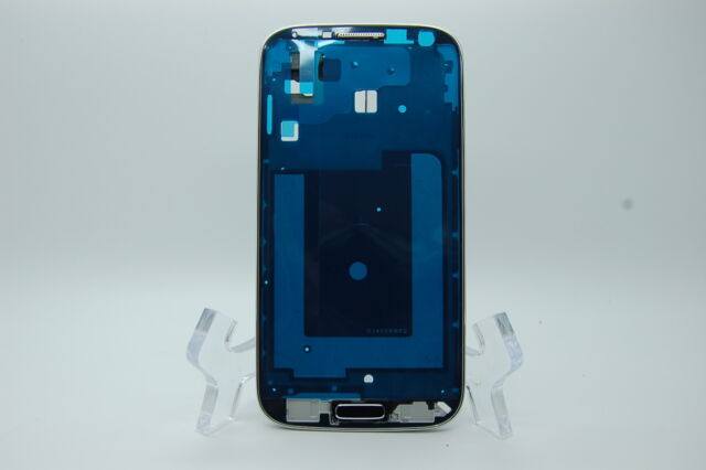 SAMSUNG GALAXY  S4 I9505 front frame ,front bezel housing black  ,chasis cover