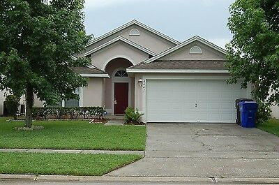 4442 Disney Area Vacation Homes For Rent 3 Bed House With Pool 5 Night Deal