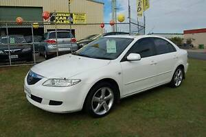 2002 MAZDA 6 LUXURY SPORTS AUTO HATCH 231,721 K'S Clontarf Redcliffe Area Preview
