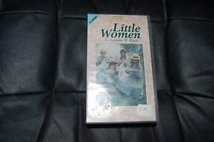 Little Women Classic VHS Tapes Zeehan West Coast Area Preview