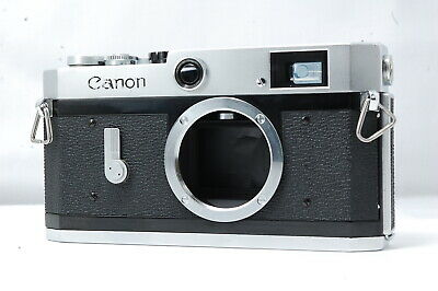 Canon P 35mm Rangefinder Film Camera Body Only  SN764411