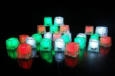 Litecubes CHRISTMAS PACK Light up LED Ice Cubes