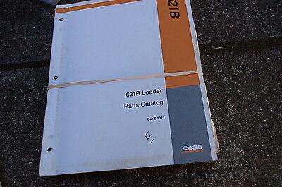 Case 621b Front End Wheel Loader Parts Manual Book Catalog Spare List 1995 Owner