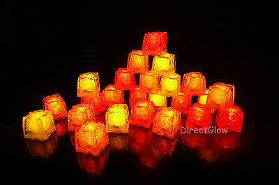 Litecubes FALL PACK Light up LED Ice Cubes