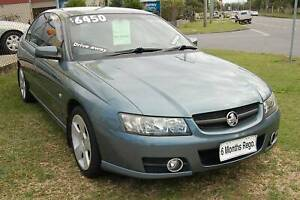 2006 HOLDEN COMMODORE SVZ AUTO SEDAN 134,185 K'S Clontarf Redcliffe Area Preview