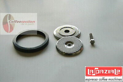 La Spaziale Group Head Kit Set Parts Shower Screen Gasket And Screw