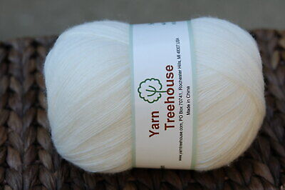 Soft Blend 94% Merino lace weight yarn Perfect for Knitting Crocheting - F002 Lace Weight Knitting Yarn