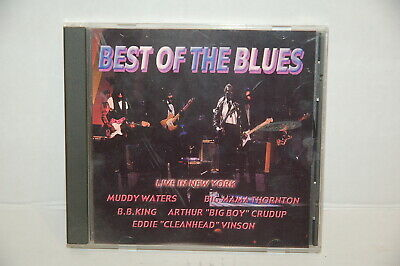 BEST OF THE BLUES-LIVE IN NEW YORK Audio (Best Live Blues Albums)