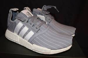 US 9.5 Adidas NMD R1 Bedwin & The Heartbreakers Grey Leeming Melville Area Preview