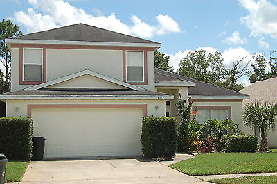 4912 Orlando Villas For Rent 4 Bedroom Pool Home 2 Week Deal