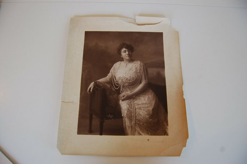 Vintage Circa 1930 Lila Robeson Metropolitan Opera Co Original Photo
