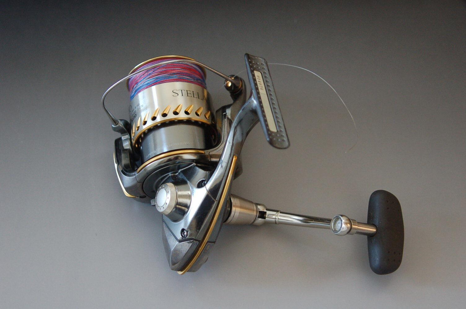 1b3cd3771d1 купить Shimano STELLA 2500S Spinning, с доставкой 2004 <u><b>Shimano