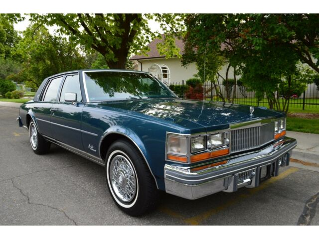 STUNNING 98K ACTUAL MILE 2 OWNER 1977 CADILLAC SEVILLE FUEL INJECTED 350 NICE !!